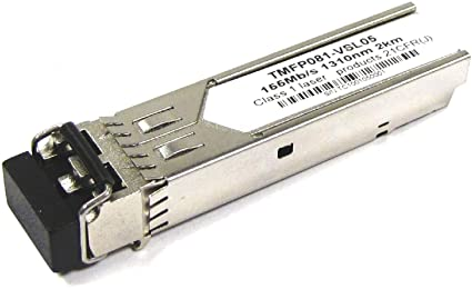 Cablematic - Mini-GBIC Module SFP 100Mbps (1310 multimode 2 km)