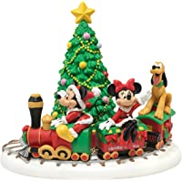 Dept 56 Mickey's Christmas Village Holiday Express