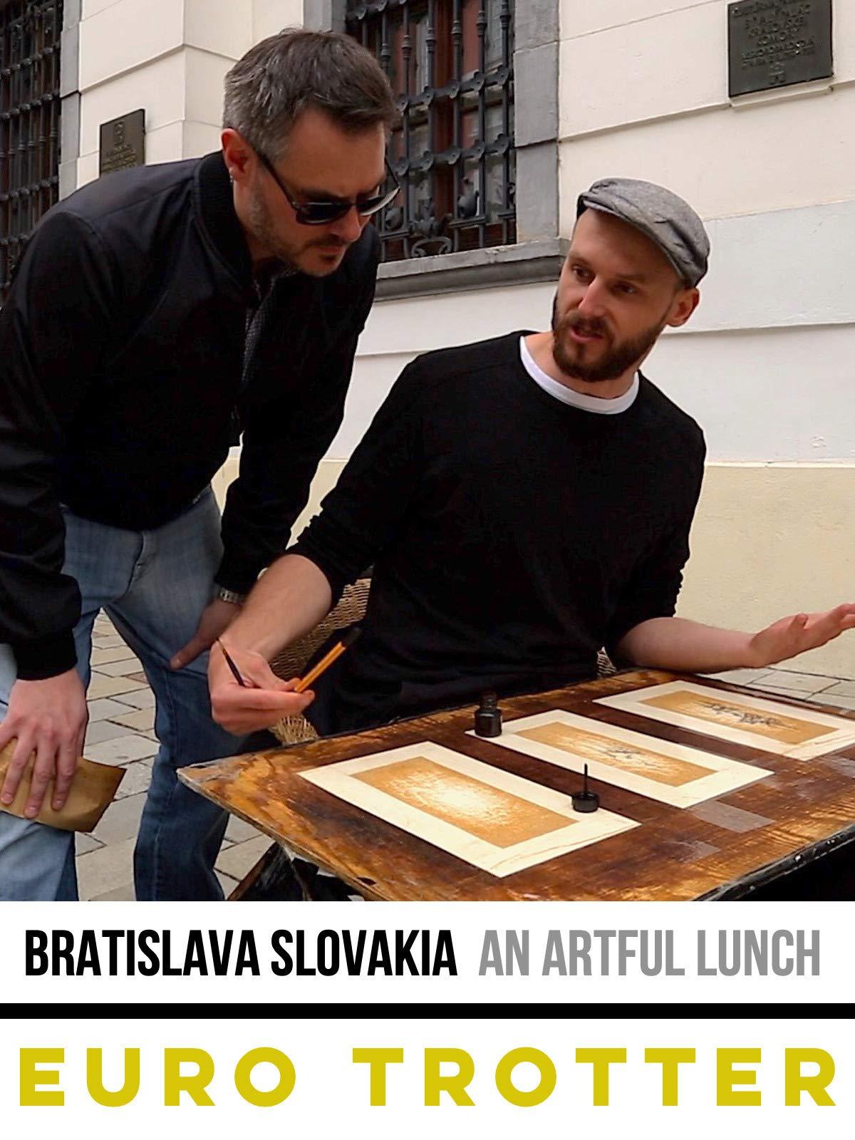 Bratislava An Artful Lunch