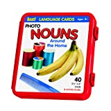 Lauri Photo Language Cards - Nouns (Around the Home)
