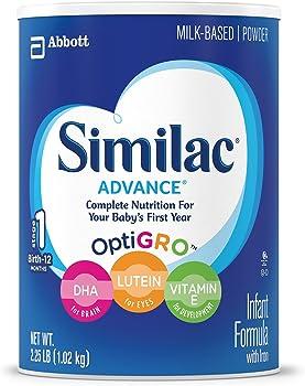 3-Pk. Similac Advance Infant Formula with Iron
