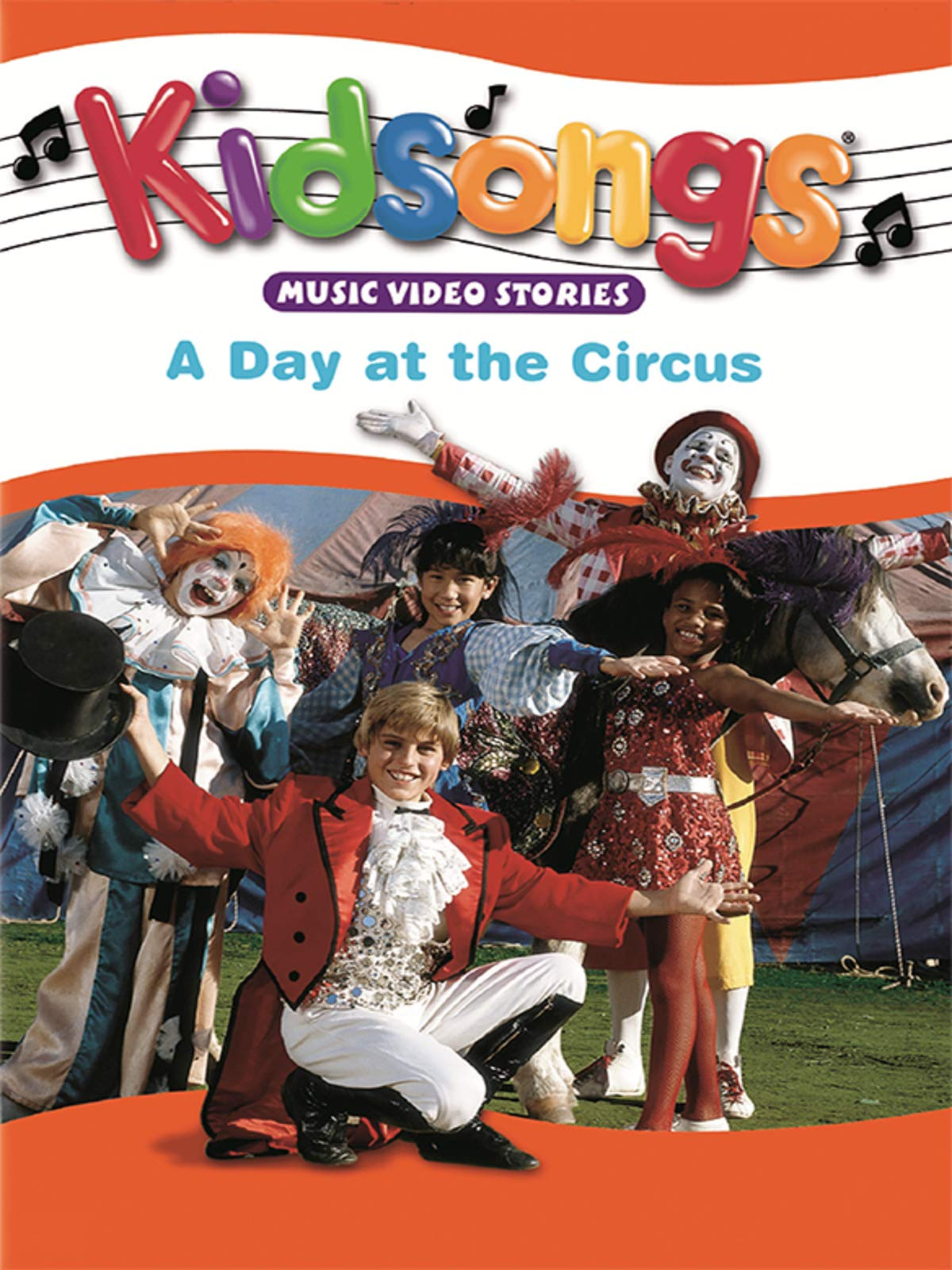 Kidsongs: A Day at the Circus on Amazon Prime Video UK