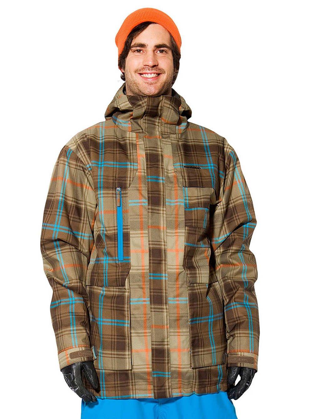 herren snowboard jacke horsefeathers mars jacket g nstig online kaufen. Black Bedroom Furniture Sets. Home Design Ideas