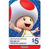 eCash - Nintendo eShop Gift Card $5 [DIGITAL PIN]  ?? (Email Delivery)