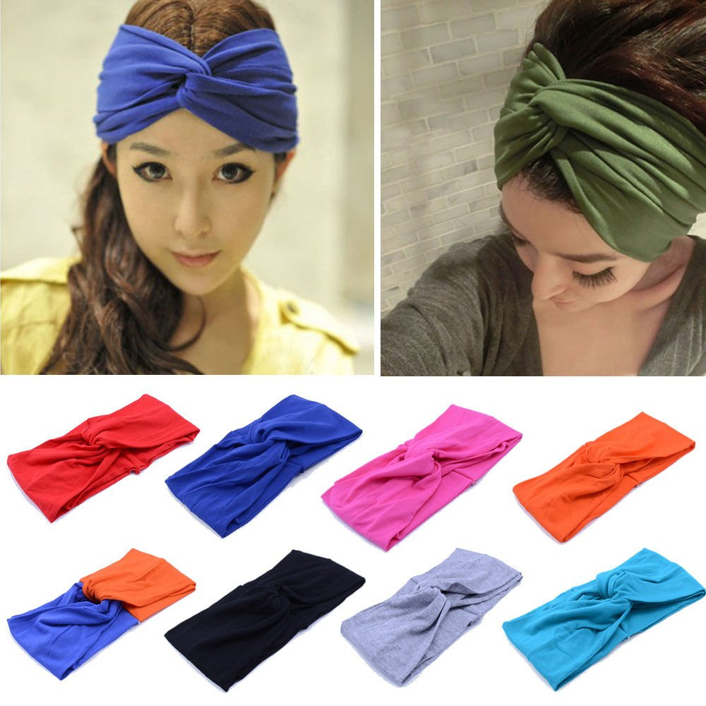 Make Turban Headband Turban Twist Headband Head