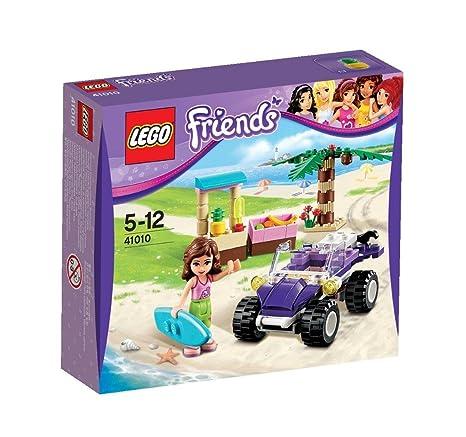 Lego Friends - 41010 - Jeu de Construction - Le Buggy de Plage d'olivia