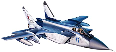 Revell - Maquette - Mig-31 Foxhound  - Echelle 1:144