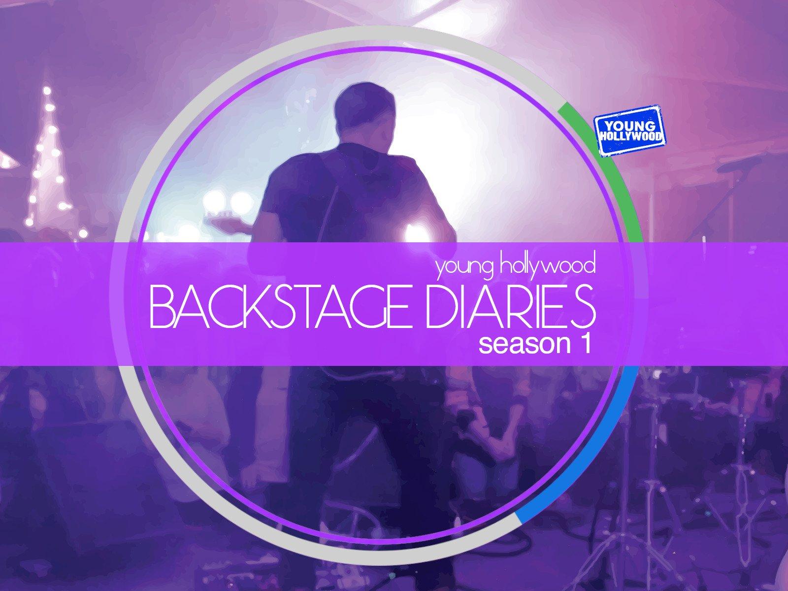 Backstage Diaries on Amazon Prime Video UK