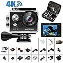 GooBang Doo 4K Action Camera Bundle