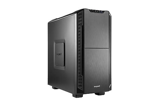 be quiet! Silent Base 600 BG006 Boîtier PC Noir