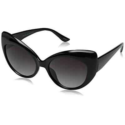 zeroUV – Oversized Vintage Inspired Super & Bold Retro Designer Cat Eye Sunglasses