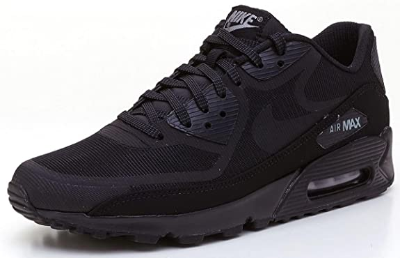83ed5778a363d Nike Air Max 90 Womens 3M Reflective Black Tiger Black Silver