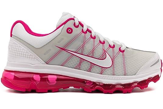 Nike Air Max 2009 womens Running Shoe Gray Blue White