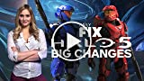 Halo 5 Big Changes & Losing COD Zombies