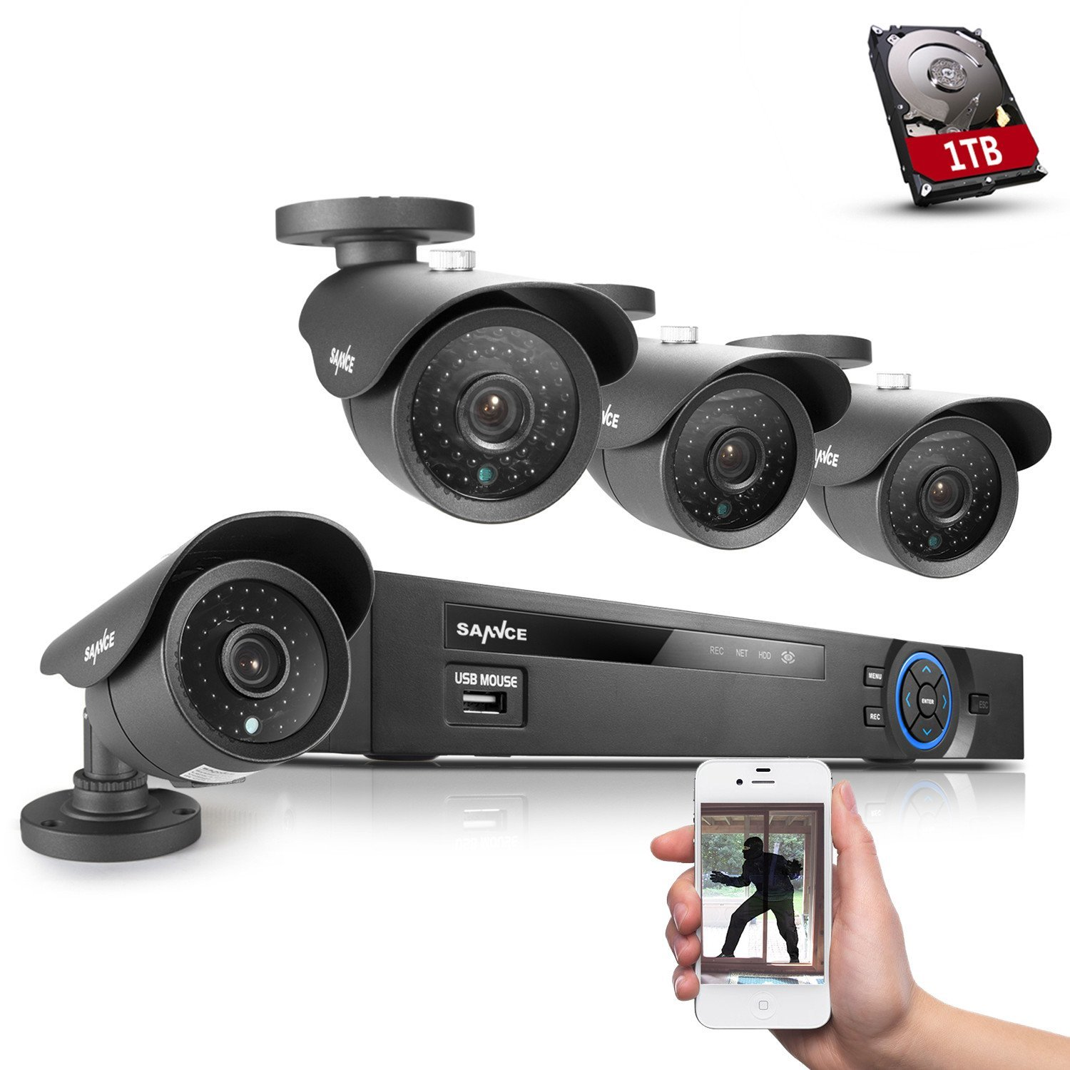 Top 10 Wireless Home Security Cameras