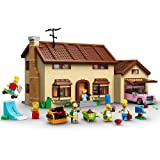 LEGO Simpsons 71006 The Simpsons House (Color: Multi-colored)