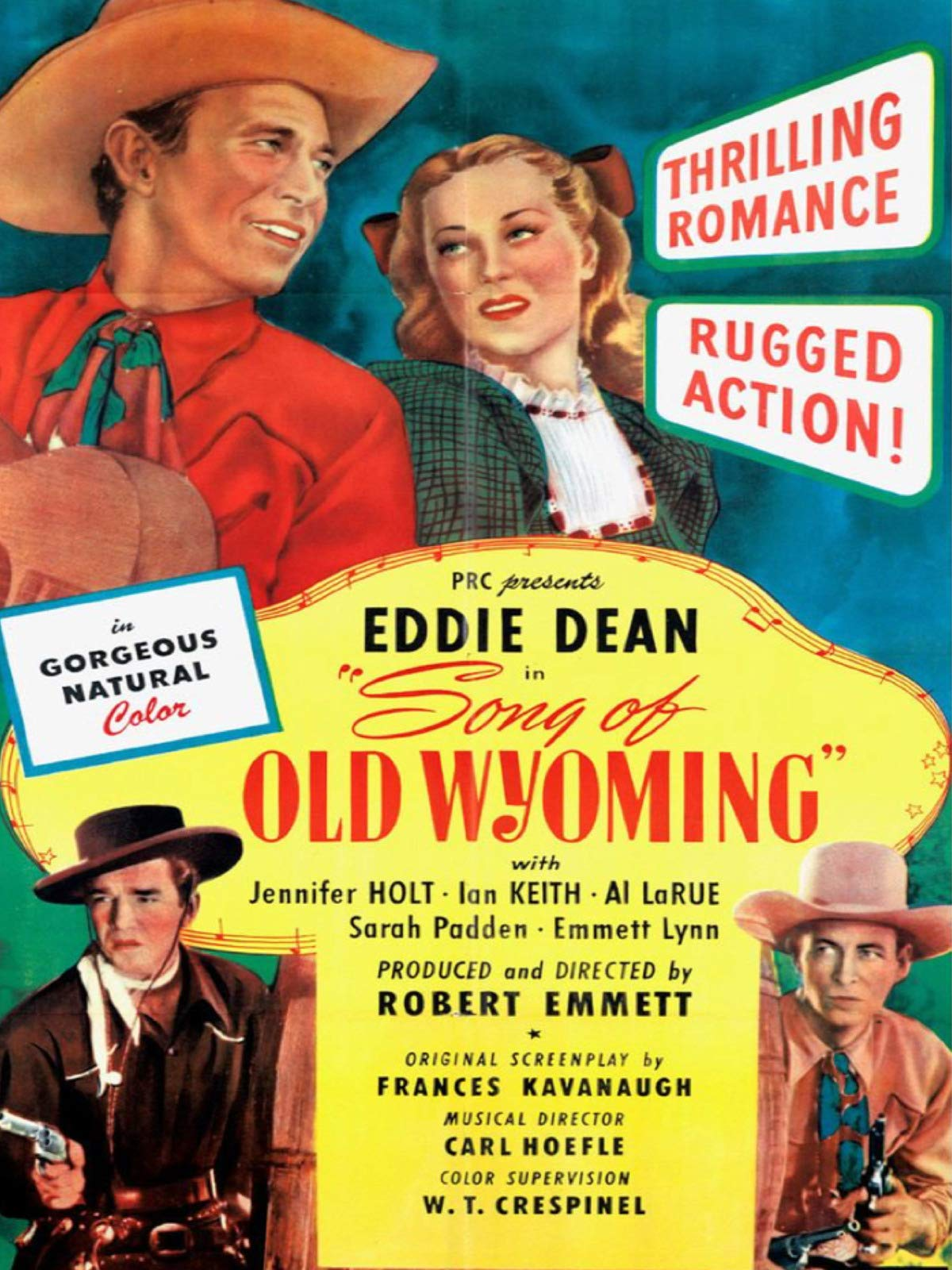 Song of Old Wyoming on Amazon Prime Video UK