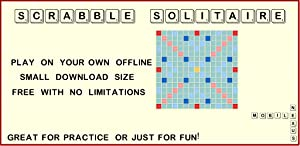 Scrabble Solitaire by Nexus Mobile
