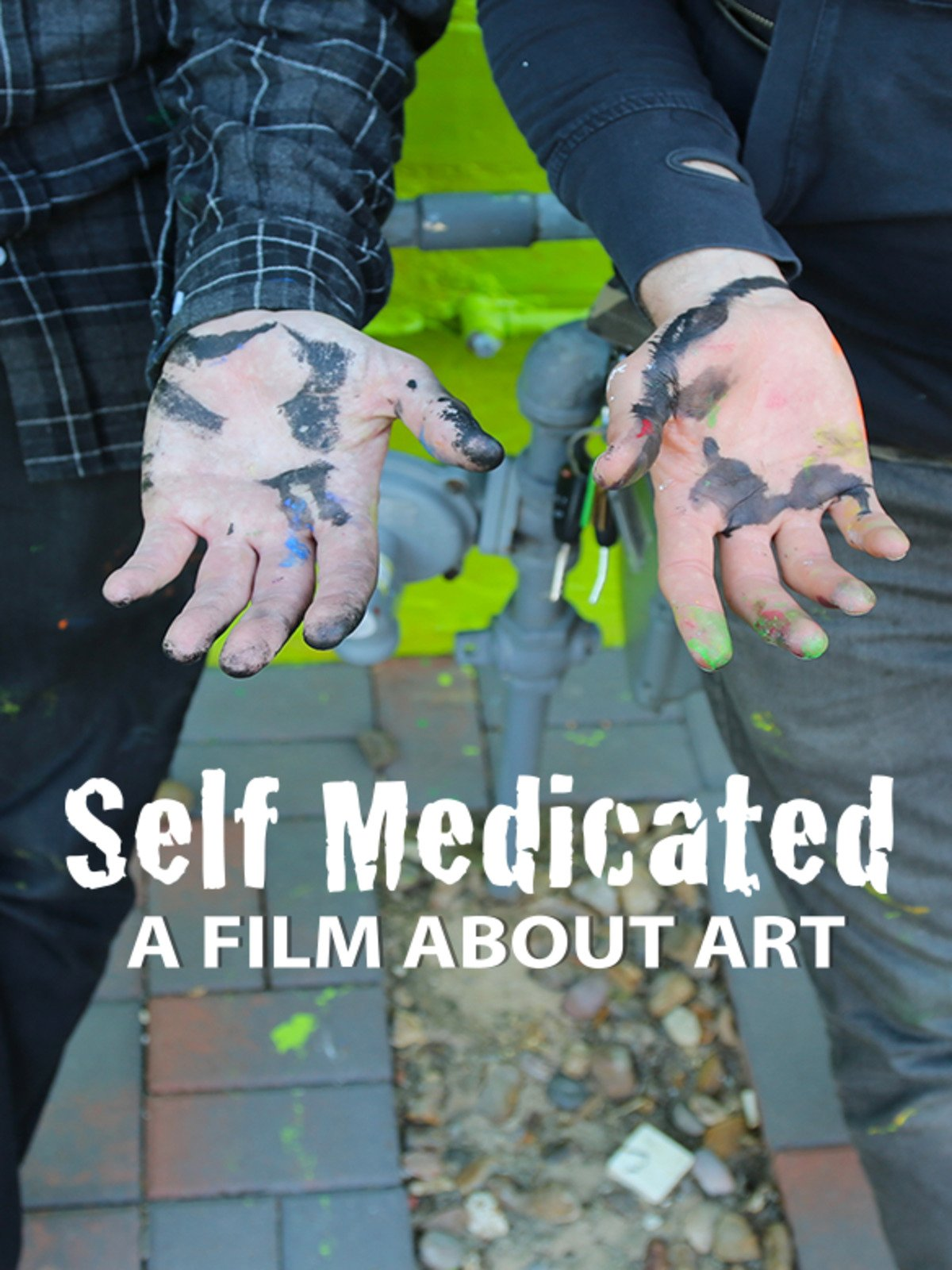 Self Medicated: A Film About Art on Amazon Prime Video UK