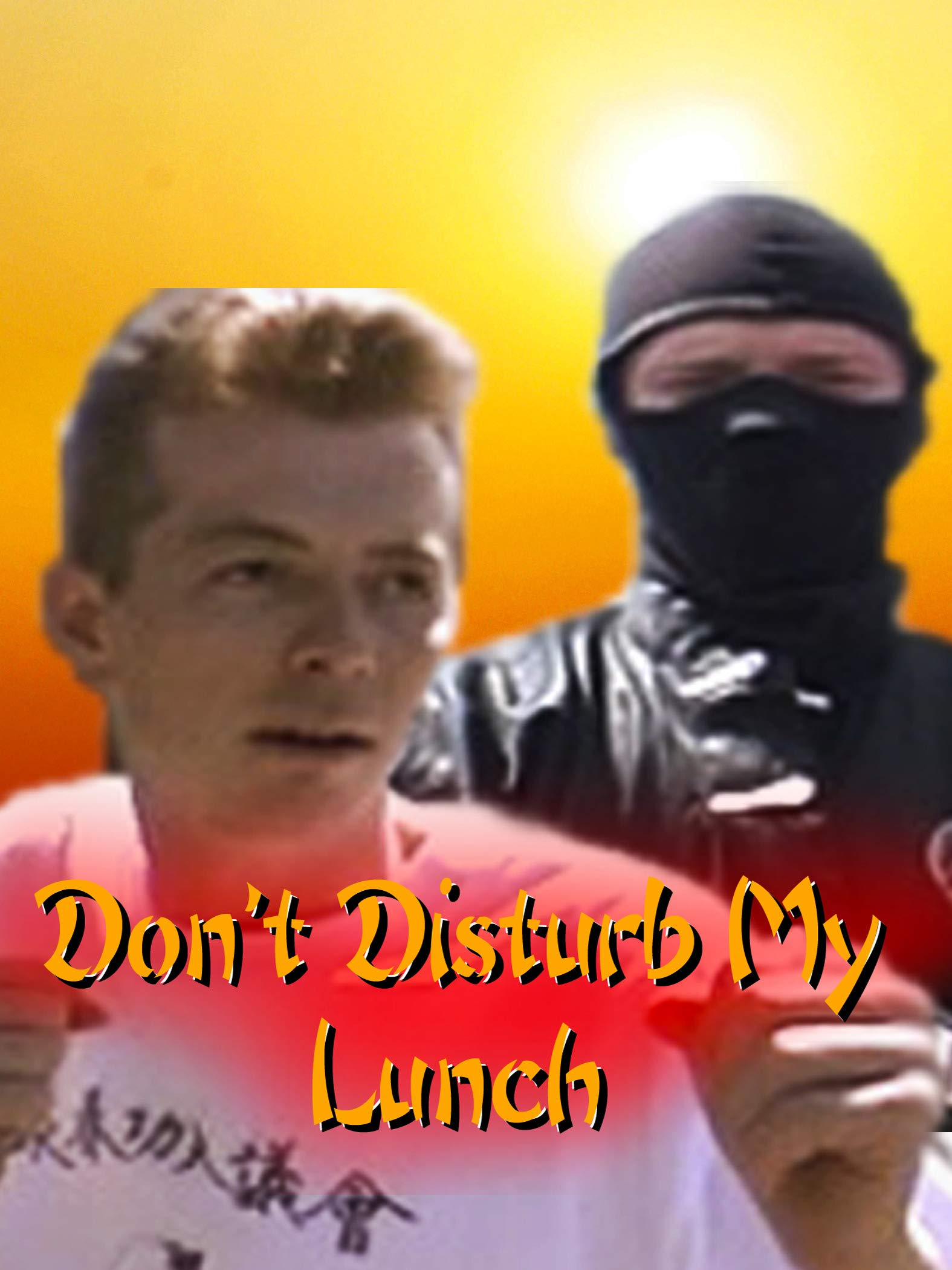 Don't Disturb My Lunch