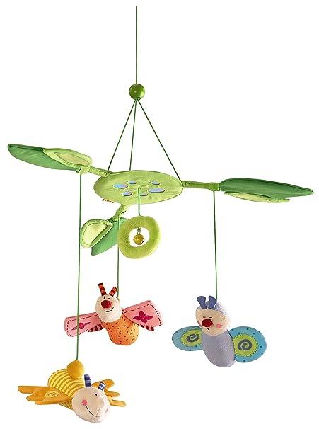 Haba - Mobile papillons butineurs