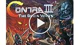 CGRundertow CONTRA III: THE ALIEN WARS for Super Nintendo...