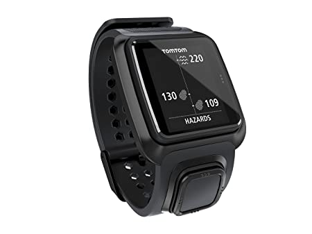 Montre GPS TomTom Golfer Noir Noir (1RG0.001.02)