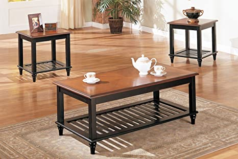 F3074 3pc Coffee Table Set