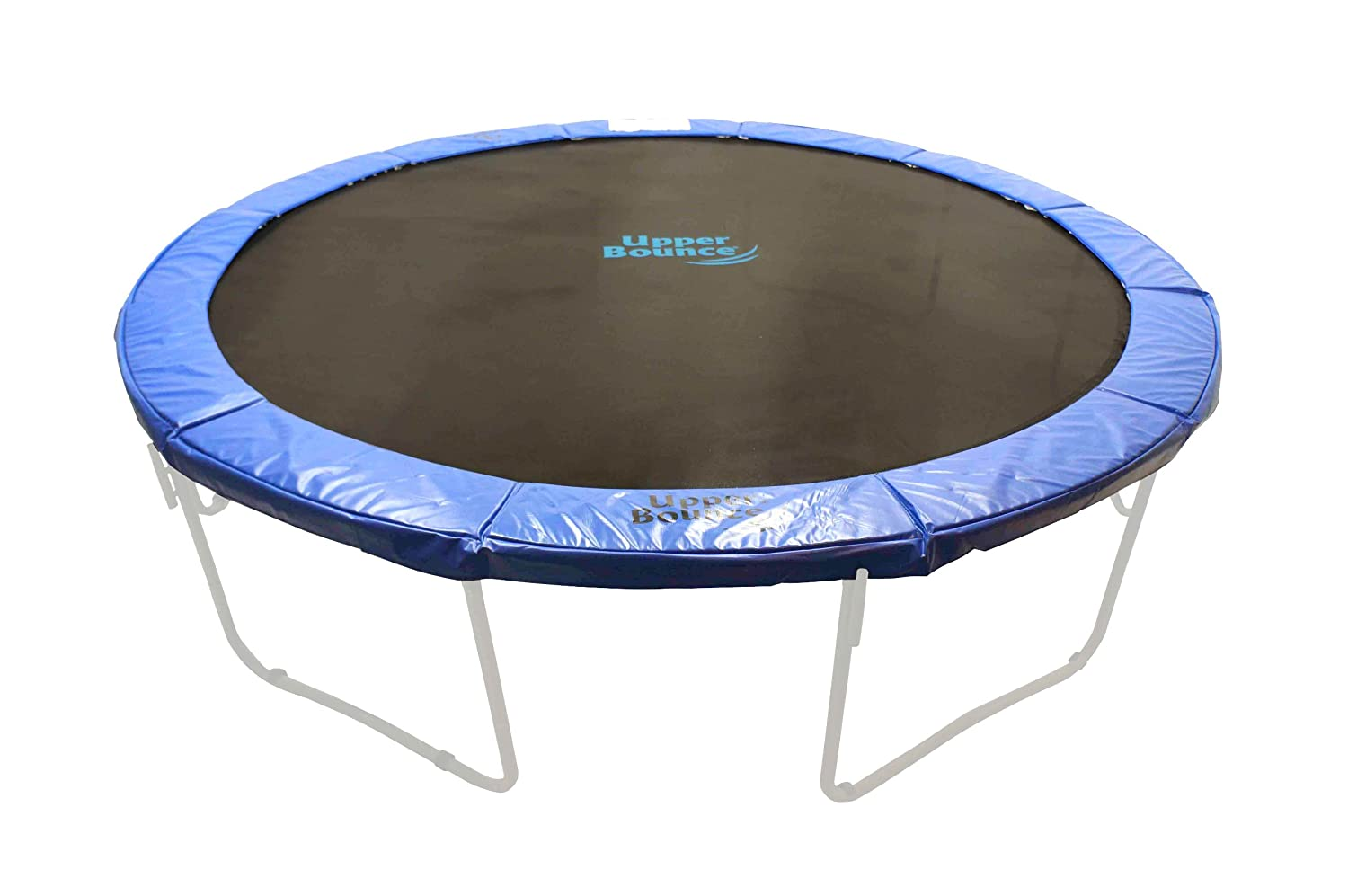 15' Super Trampoline Safety Pad (Spring Cover) Fits for 15 FT. Round Trampoline Frames. 10 wide - Blue new inflatable bouncer bounce house with obstacle inflatble slide tunnel climbing wall trampoline for kids jumper castle