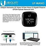 UFiber Nano UF-Nano Gigabit GPON Passive Optical Network Unit