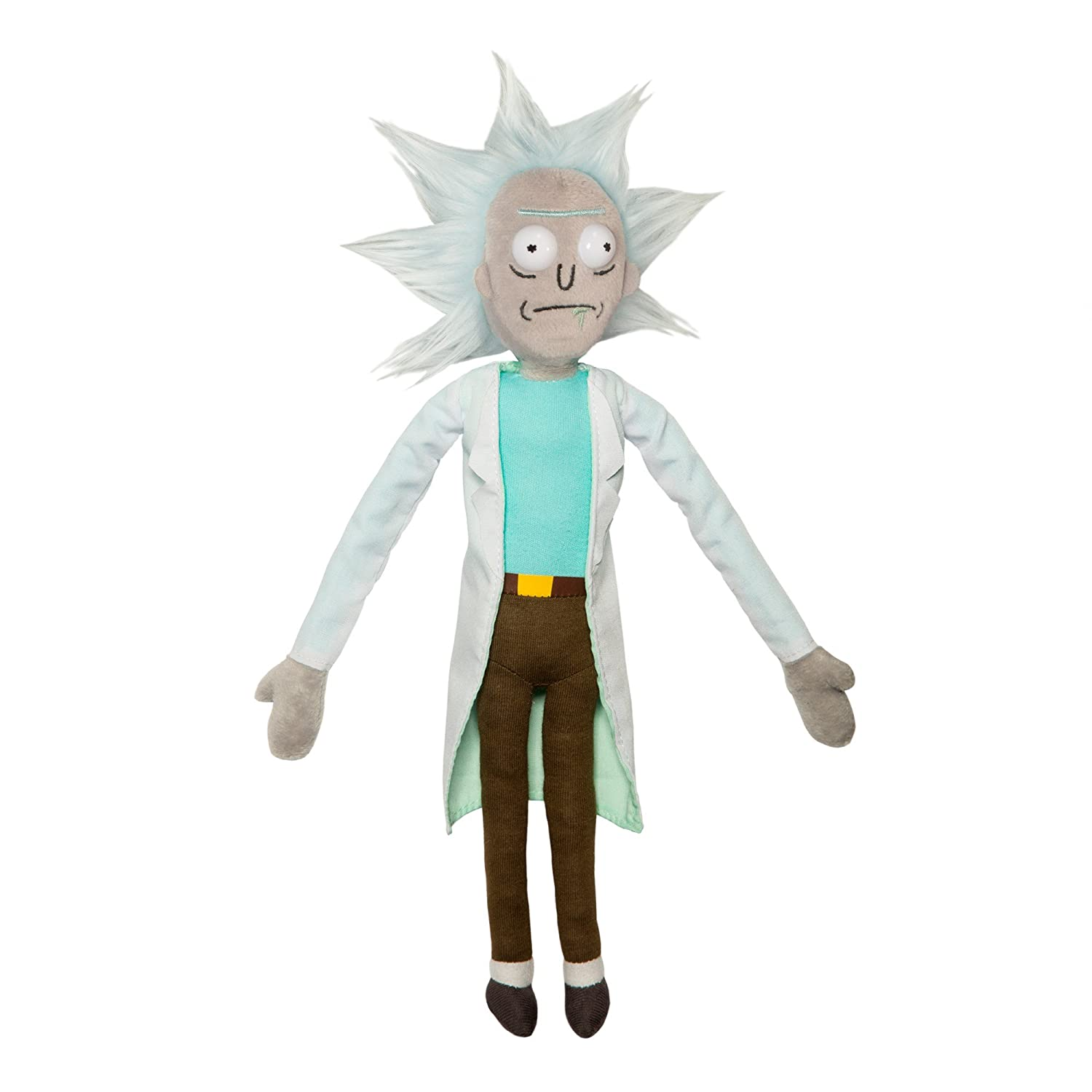 Rick Plush Stuffed Doll by JINX