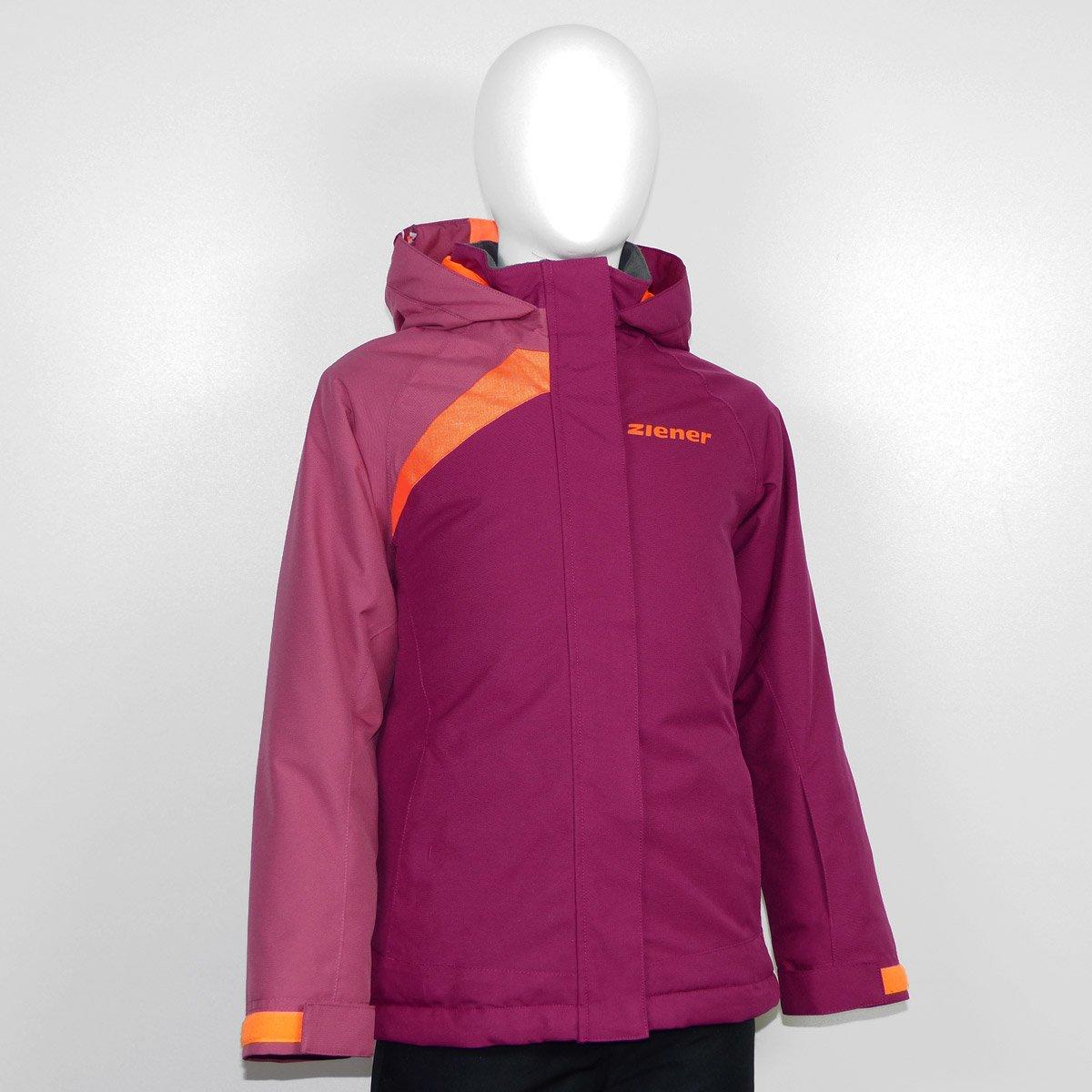 ZIENER ADELE 2014/15 Kinder Skijacke Snowboardjacke 10.000mm AQUASHIELD 147901 jetzt bestellen