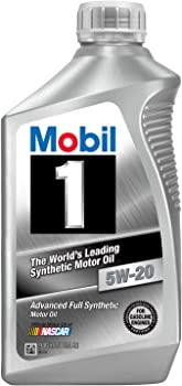 6-Pack Mobil 1 44975 Synthetic Motor Oil