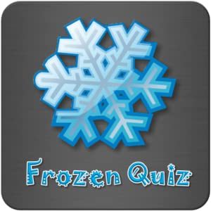 Frozen Quiz from Next Gen Fantasy Sports