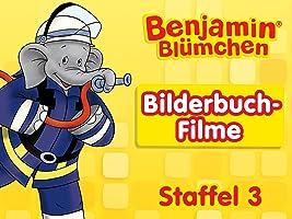 Benjamin Bl�mchen Bilderbuch Filme - Staffel 3