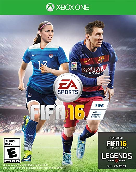 FIFA 16 - Standard Edition - Xbox One: Video Games