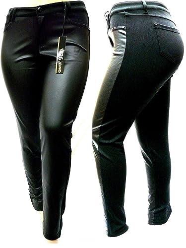 Black pants for plus size