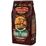 2LB Cafe Don Pablo Signature Blend Coffee - Whole Bean Coffee - Medium Dark Roast - 2 Lb Bag (Whole Bean) (Tamaño: 2 LB)