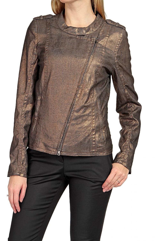 Drykorn Damen Blazer CHORLEY 2, Farbe: Goldfarben