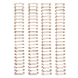 We R Memory Keepers 0633356605034 Wire Cinch-1 Inch-Rose Gold (4 Piece) (Color: Rose Gold)