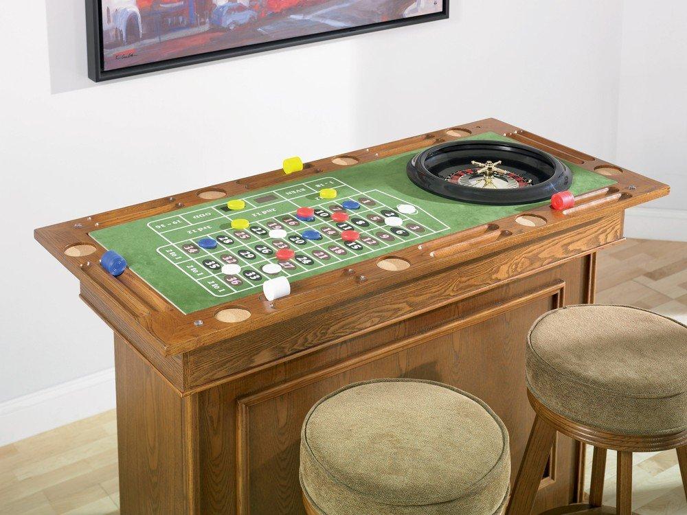 Blackjack roulette craps bar