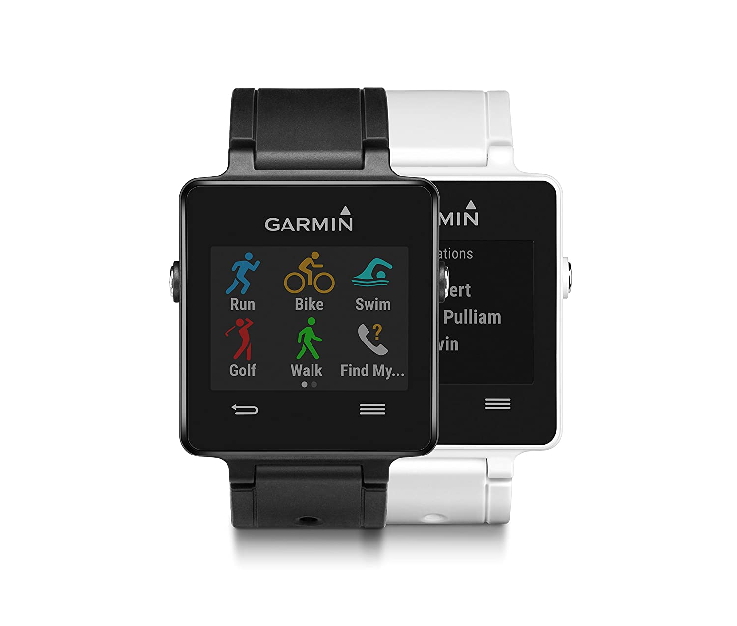 Garmin Vivoactive Black (Certified Refurbished)