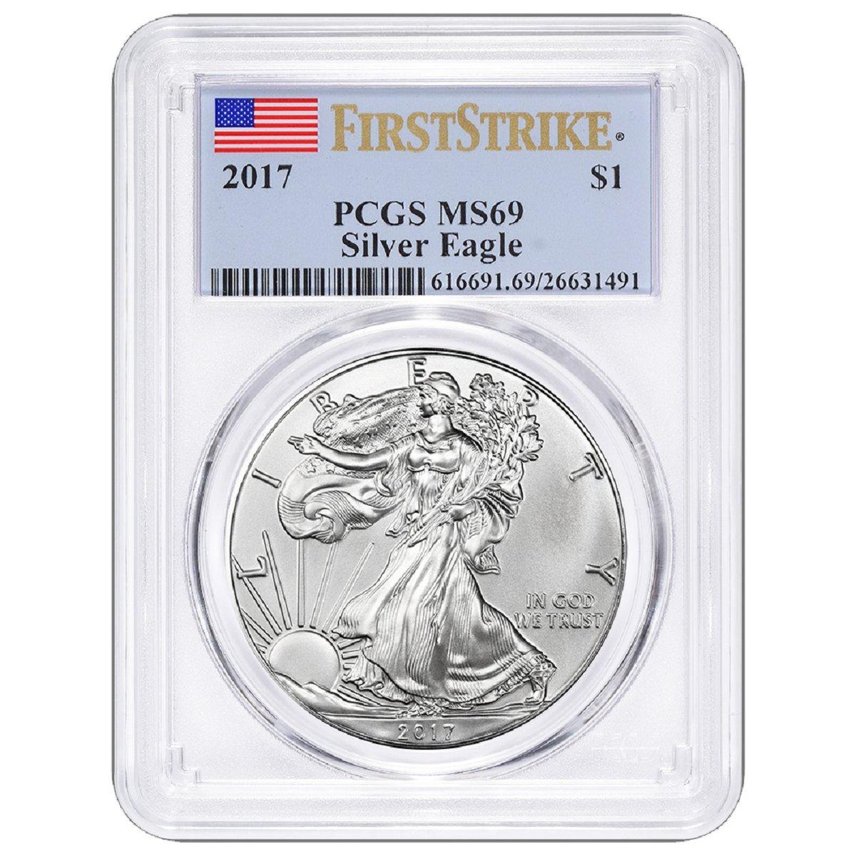 2017 Silver Eagle