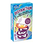 Think Fun Thinkfun Distraction Card Game