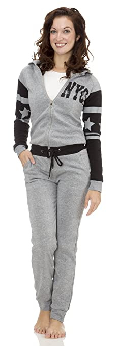 Womens Jumpsuit Lounger