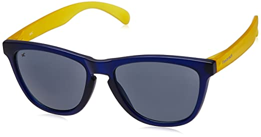 buy wayfarer sunglasses  Fastrack Wayfarer Sunglasses (Blue) (PC003BK6): Amazon.in ...