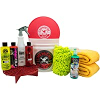 Chemical Guys Best Car Wash Bucket Kit (11 Items)