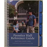 The Prentice Hall Reference Guide (Custom Edition for Ozarks Technical Community College)