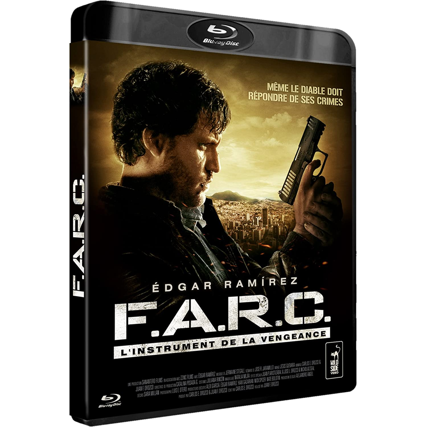 [MULTI] F.A.R.C. L'instrument de la vengeance (2011) [MULTILANGUE Avec TRUEFRENCH] [Bluray 1080p]