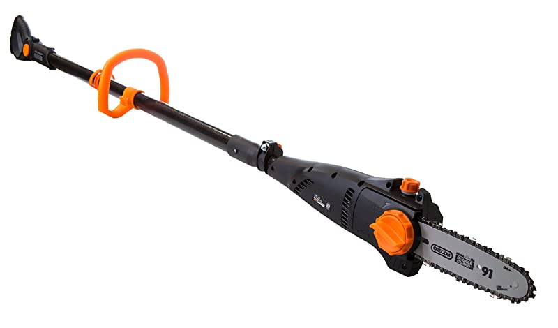 WEN 4021 Electric Pole Saw with 9' Reach, 8